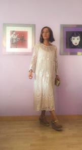 look romantico vestido hippy deluxe en cuarentaytantoslooks.com por estrella villatoro _1