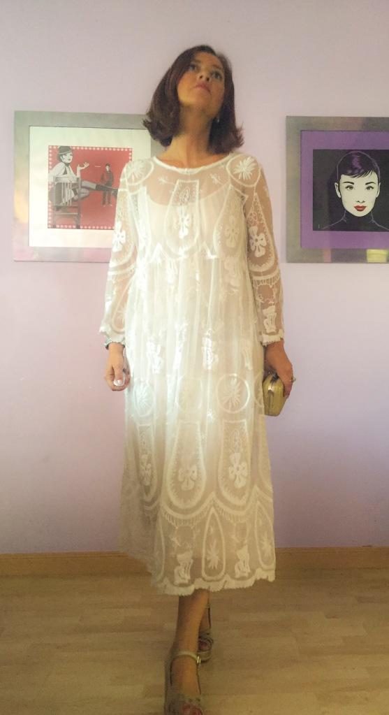 look romantico vestido hippy deluxe en cuarentaytantoslooks.com por estrella villatoro _3