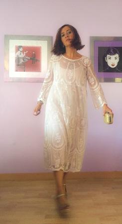 look romantico vestido hippy deluxe en cuarentaytantoslooks.com por estrella villatoro _8