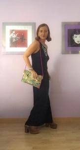 look vestido negro cuarenta y tantos looks por estrella villatoro moda para mas de 40 años03