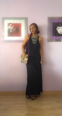 look vestido negro cuarenta y tantos looks por estrella villatoro moda para mas de 40 años05