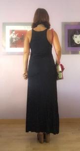 look vestido negro cuarenta y tantos looks por estrella villatoro moda para mas de 40 años08
