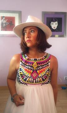 vestido blanco sheinside en cuarentaytantoslooks.com por estrella villatoro _9