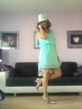 look vestido verde mint en cuarentaytantoslooks.com 03