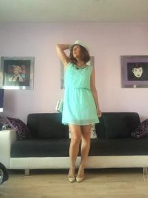 look vestido verde mint en cuarentaytantoslooks.com 07